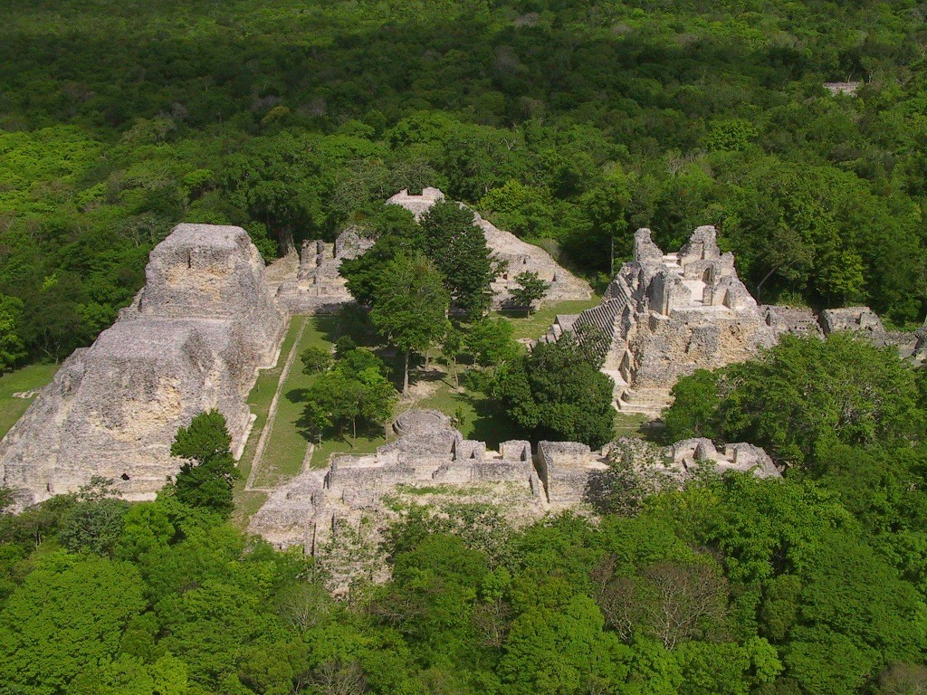 INAH - CINAH Campeche / Archivo